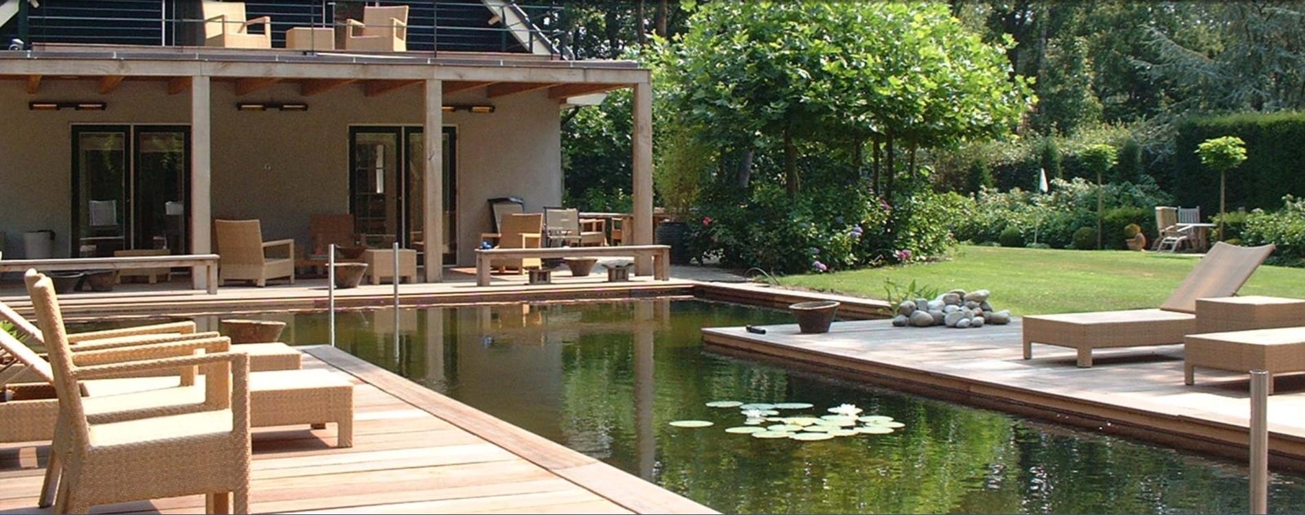 De waterman alles voor water in uw tuin for Tuin en vijver